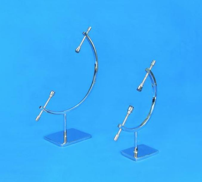 Caliper Display Stand - Nickel Plated
