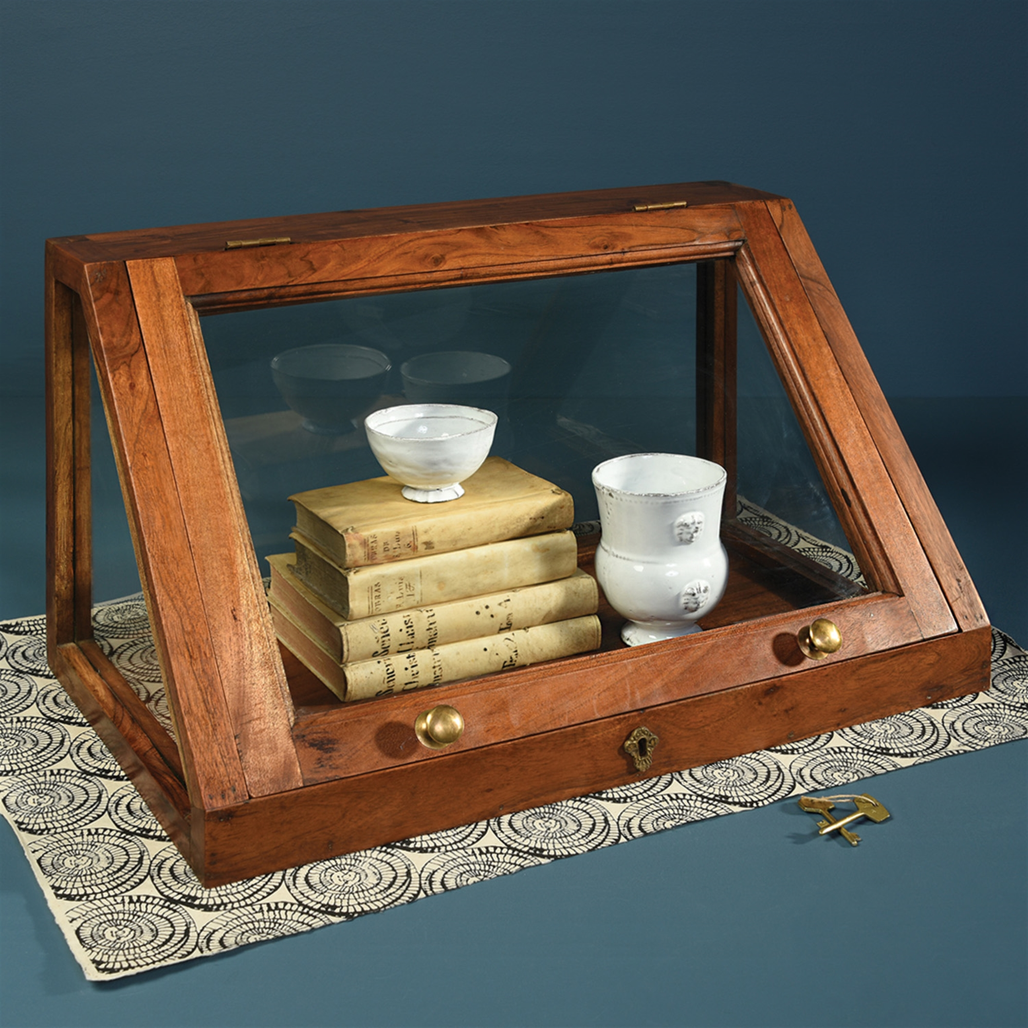 Shadow Boxes and Glass Top Display Cases
