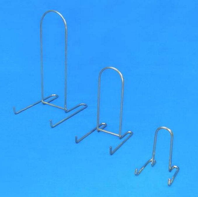 Elegant Brass Wire Easels - Set of 6 or 12