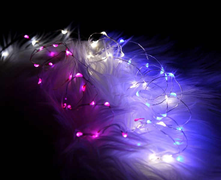 LED Light Strand - 91 Fantasia Fairy Lights