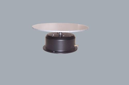 "Battery Turntable - 12"" Round - 50 Pounds"