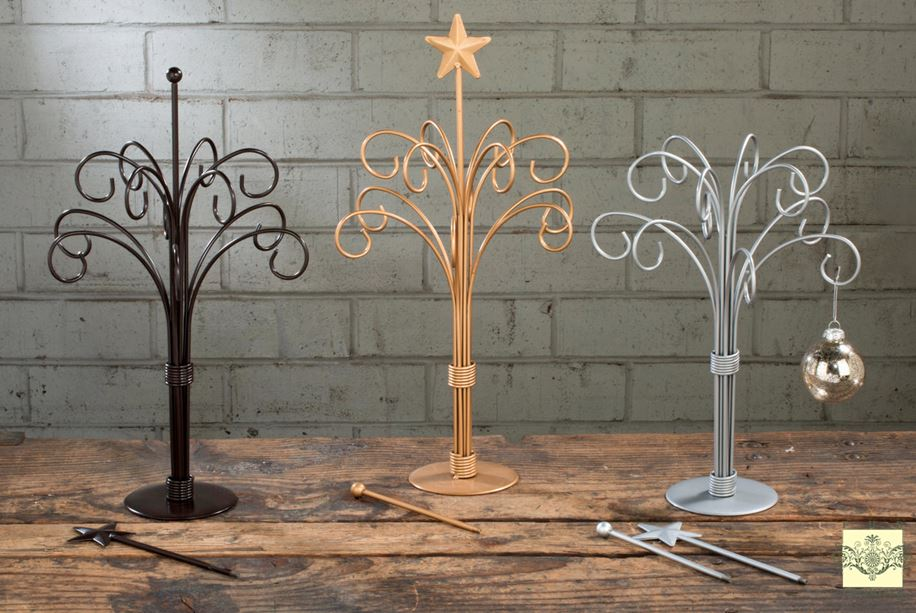 Selection of Small Ornament Trees