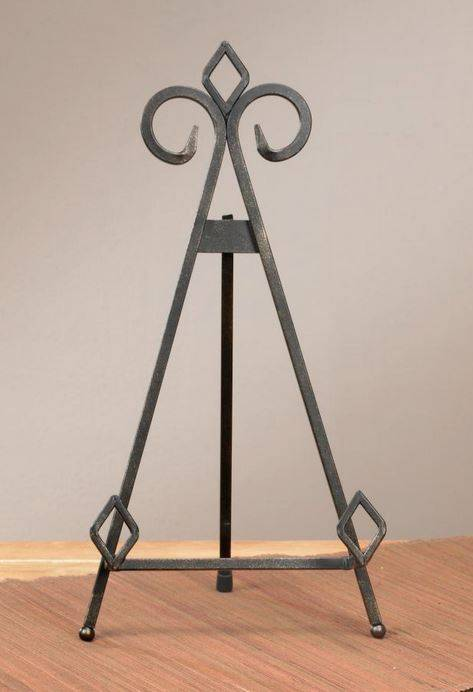 Plate Stands - Tabletop Square - Large