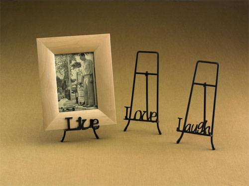 Plate Easels - Wisdom For Life
