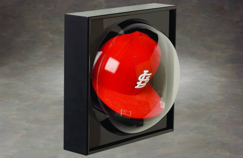 Display Case - Baseball Cap Domed Case