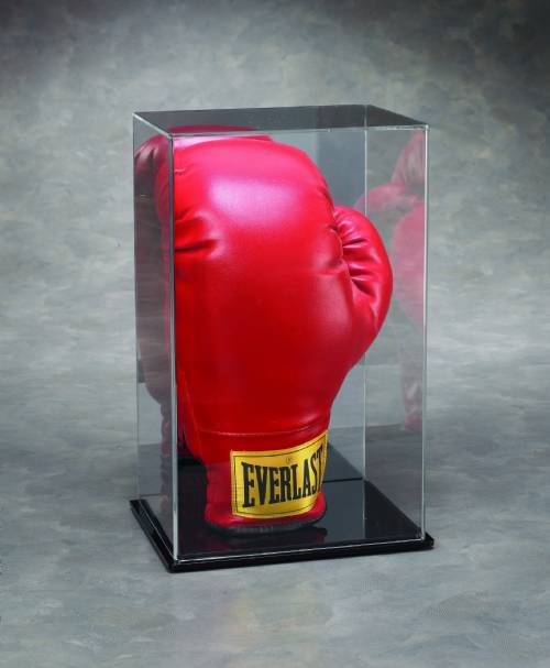 Boxing Glove Display Case - Acrylic
