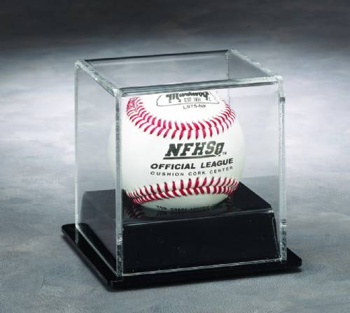Baseball Display Case - Single Acrylic