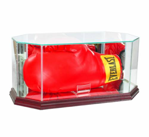 Boxing Glove Display Case - Glass