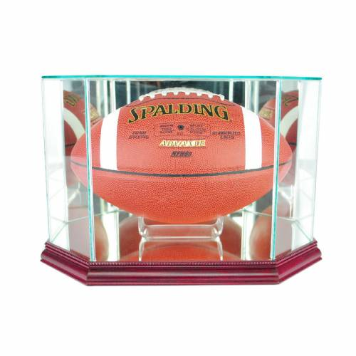 Football Cases - Glass Octagon