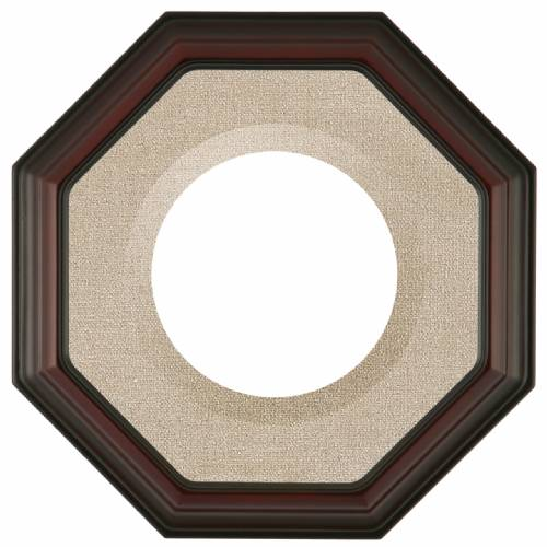 Octagon Custom 3 Place Frame
