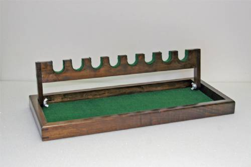 Hand Gun Display Rack - 8 Place