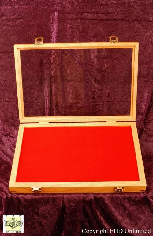 Gun Display Case 12 Quot X 18 Quot Gun Rifle And Knife Display