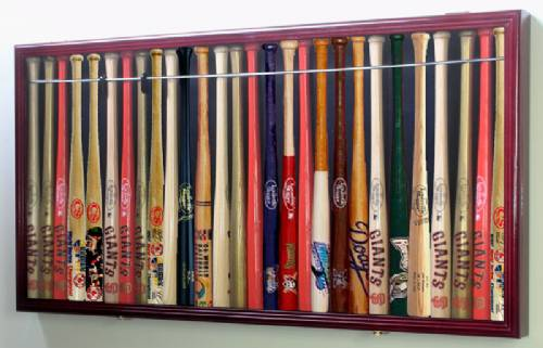 Display Cases - Baseball Bat - Mini Bat