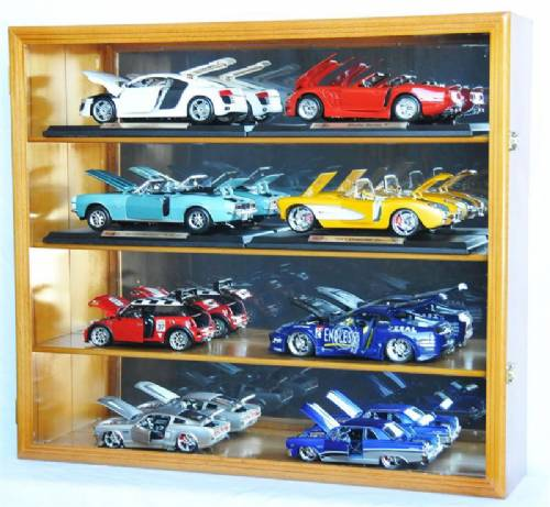 Diecast Collector Cases - 1/18 Scale Horizontal