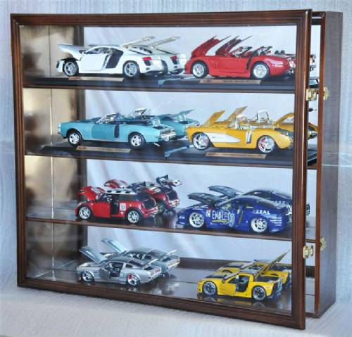 Diecast Collector Cases 1 18 Scale Horizontal Toy Car