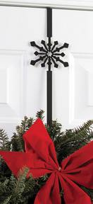 Wreath Hangers - Wrought Iron Decorative