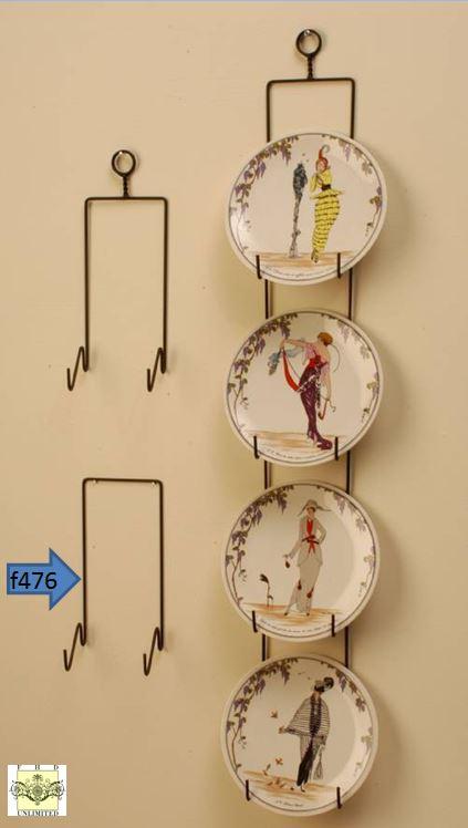 Plate Racks, Plate Hangers, Plate Holders