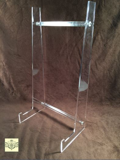 Platter Holders - Extra Large Platter Stand & Platter Holders - Extra Large Platter Stand Platter Hangers and Stands