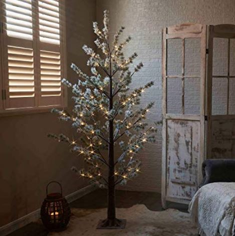 Lighted Display Tree - Six Foot Pine