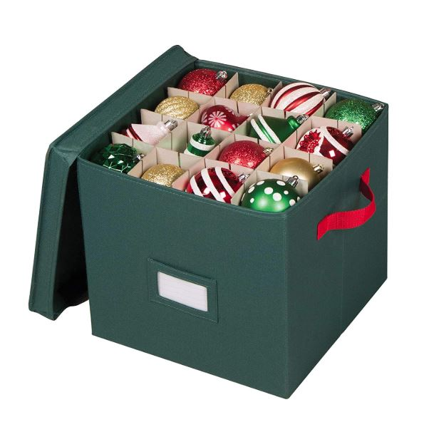 Ornament Storage Container - 64 Ornament