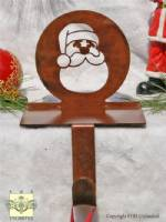 Stocking Hooks - Santa