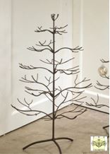 Ornament Tree -  Brown Natural 36""