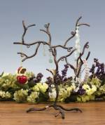 Ornament Tree - Wrought Iron Loop Small