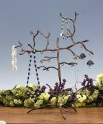 Ornament Tree - Wrought Iron Loop Large