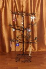 Ornament Tree - Natural Design 56""