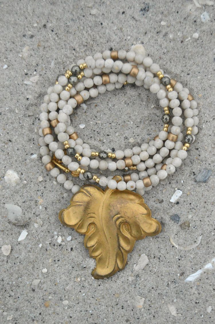Circa 1910 Long Necklace - Wild Thing