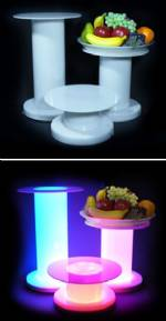 Light Base - Lighted Risers