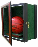 Basketball Memorabilia Displays