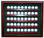 Golf Ball Display Case - Premium for 45 Golf Balls