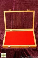 "Gun Display Case - 12"" x 18"""