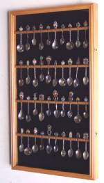 Spoon Cases - 40 Spoon Display Case