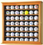 Display Cases - Golfball - 49 Ball