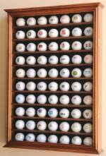 Display Cases - Golfball - 70 Ball