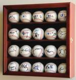 Display Case - Baseball - 20 Ball Square