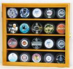 Display Case - Hockey - 20 Puck