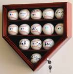 Display Case - Baseball - 14 Ball