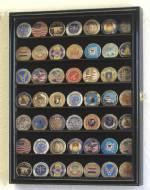 Coin Display Case - Seven Row