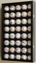 Display Case - Baseball - 40 Ball Square