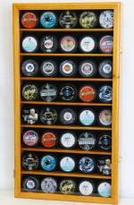 Display Case - Hockey - 40 Puck