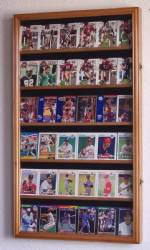 Display Case -  Sports Cards - 36