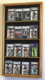 Display Case -  Sports Cards - 16