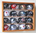 Display Cases - Football - Mini-Helmet