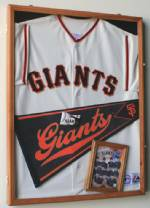 Display Cases - Jersey - Large Jersey