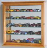 Diecast Collector Cases - Mirrored Back Small