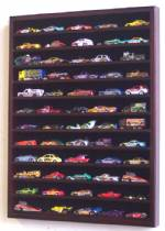 Diecast Collector Cases - Doorless 11 Shelf
