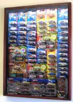 Diecast Collector Cases - Packaged Hot Wheels/Matchbox